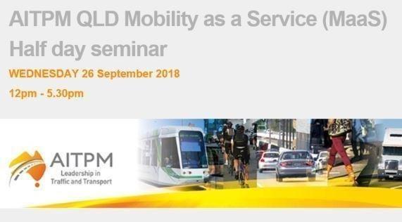 Brisbane AITPM Maas Half Day Seminar — Matrix Traffic and Transport Data