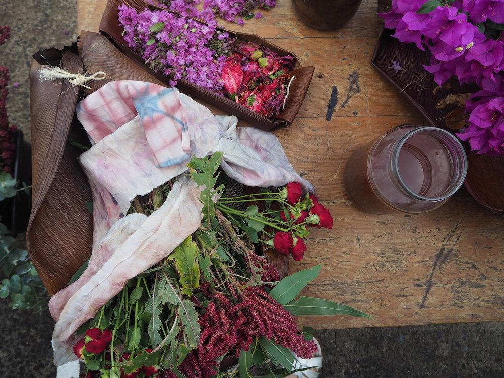Ellie Beck petalplum dye workshop flowers.JPG