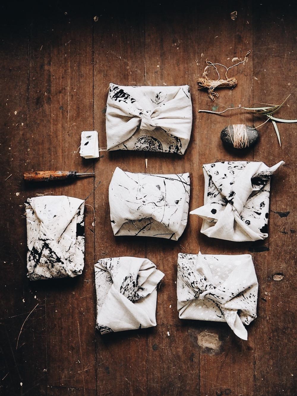 Ellie Beck petalplum furoshiki hand made wraps.JPG