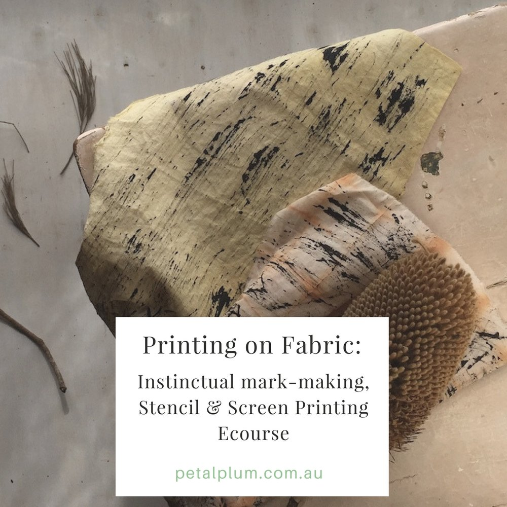 Printing on Fabric : $59AU -