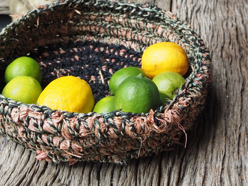 Ellie Beck Petalplum raffia crochet basket and citrus.JPG