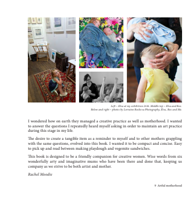 The Artful Mum book - advice for mother artists 5.png