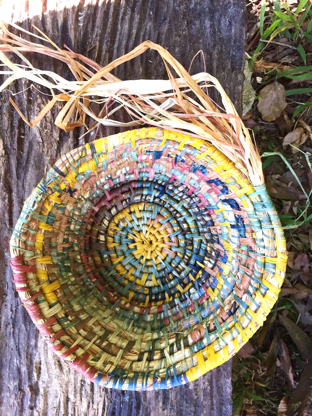 Ellie Beck Raffia basket from above.jpg