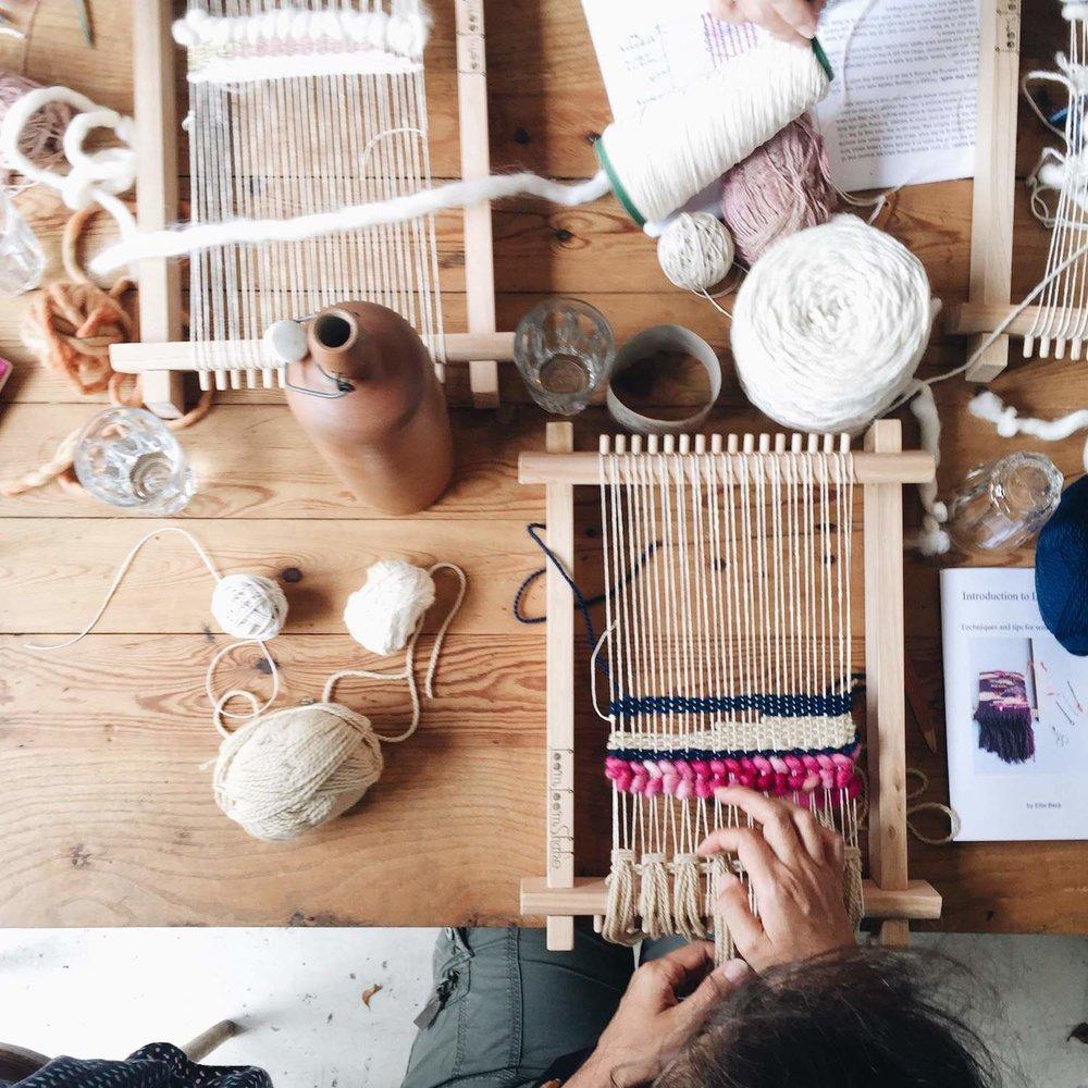 Art of Loom Weaving : M-Arts Precinct, Murwillumbah.Thursday 16th May 10am-1pm, 2019.  -