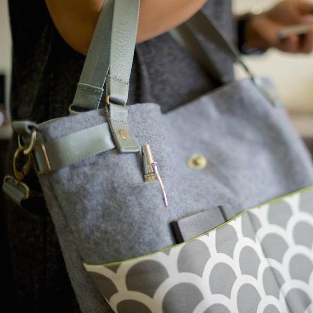 BAGS - - handmade -