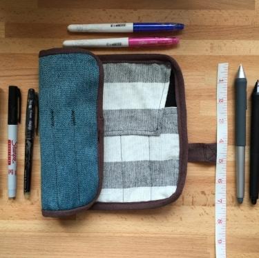 Pen pouch -