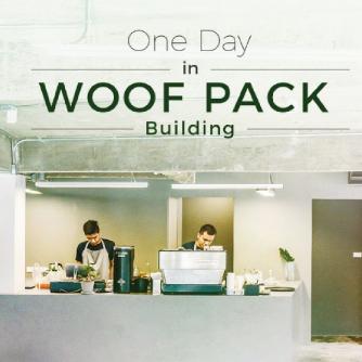 หลากหลาย  กิจกรรม  สุด  ฮิปที่ Woof Pack Building