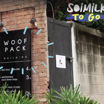 SoimilkToGo : Woofpack