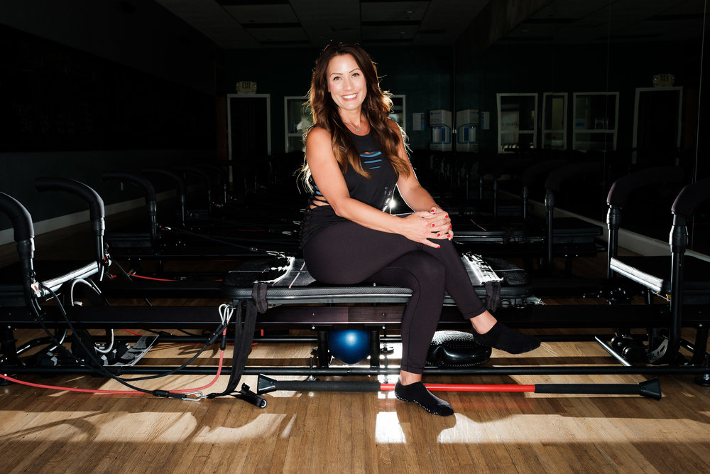 Lynn   Lynn has been avidly involved in fitness & Sports since she can REMEMBER. she started playing tennis at age of 10 and continued through college at Cal State fullerton where she received her ba in communications in 2004. she began lagree Fitness five years ago and instantly became addicted & excited to broaden her fitness outside of the ordinary gym. she loved it so much, that in 2016 she became certified and pursued her dream to teach fitness, Help other woman achieve their goals and boost their confidence.