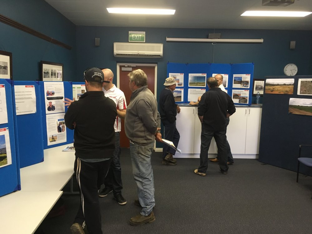Exhibition held at the Kondinin Community Resource Centre
