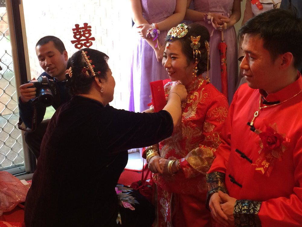 Melbourne Chinese Wedding Nikki Zhao Tea Ceremony 010