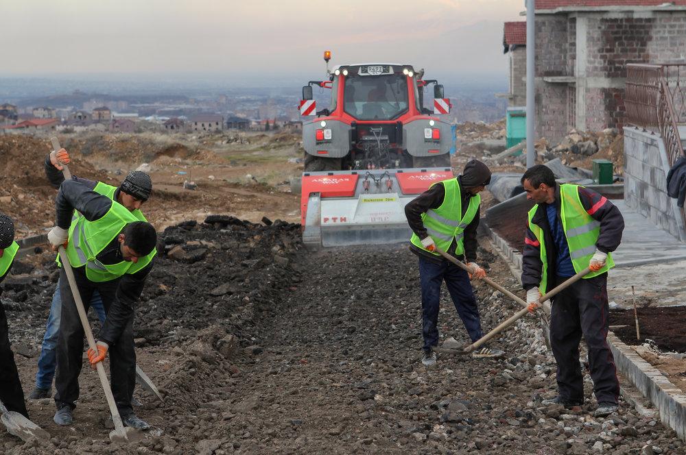 Строительство -