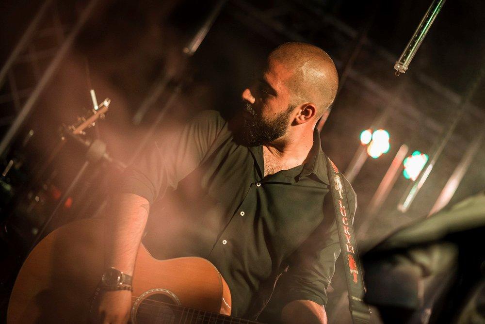 Mathias Mallia - Acoustic Guitar