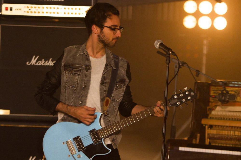 Luke Grech - Guitars