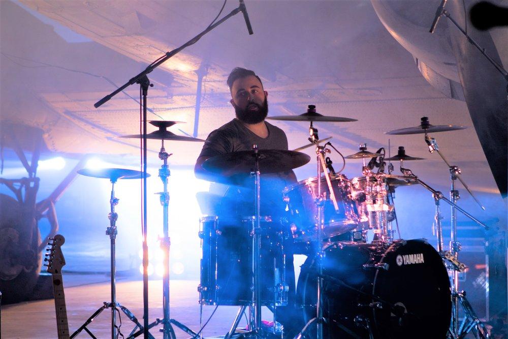 Jean-Luc Camilleri - Drums