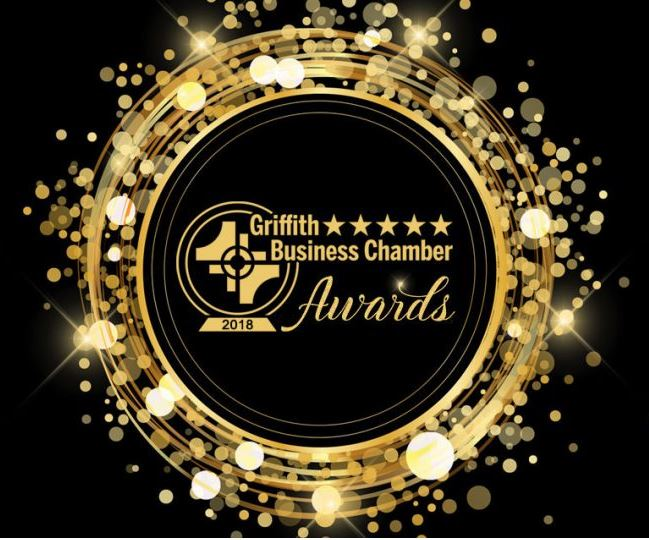 Griffith Chamber Awards.JPG