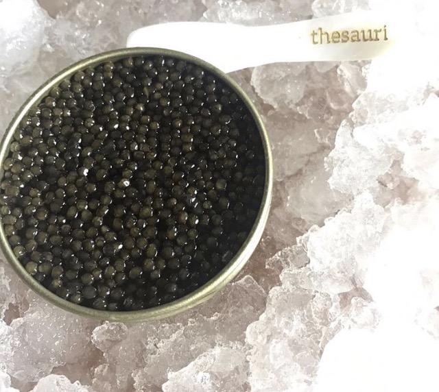 Thesauri, Baerii Caviar