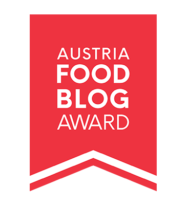 "Nominated on the short list for the Austria Food Blog Award 2017 in the ""Food Initiative"" category."