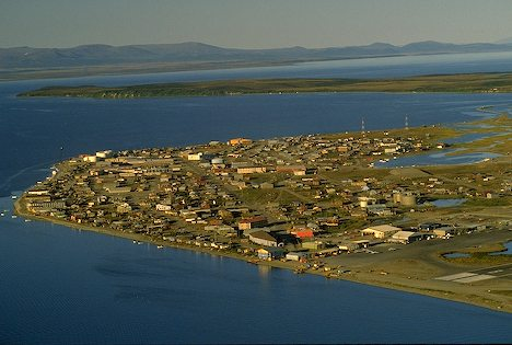 Chukchi Sea VIllage of Kotzebue