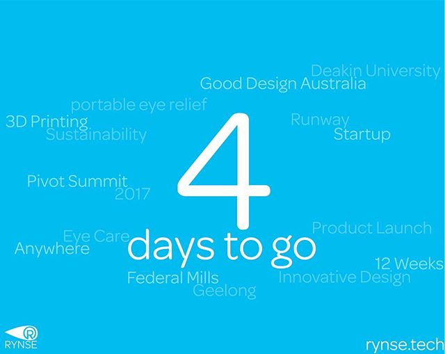 4 days until we launch!! As the delivery roll in, it's all about making sure the stand at @pivotsummit is looking it's best! Hopefully @stevewozniakofficial comes to visit the stand! Thanks again @runway_geelong and @startupvictoria for the last couple of months and we look forward to showing you we have been up to!! #startup #medtech #gooddesign