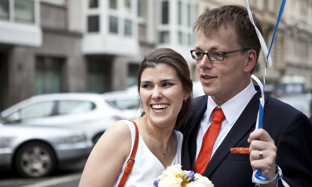 seit September 2015 verheiratet mit Torsten Odenthal