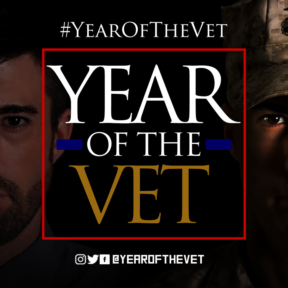 Welcome to #YearOfthevet -