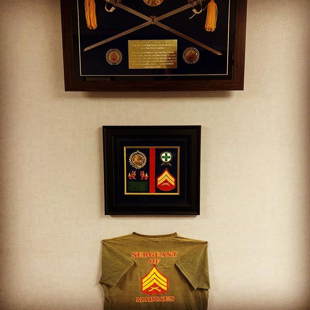 I finally get to have a wall of me in my new office! Woop woop! . . . 🎧Listen to the #YearOfTheVet 🇺🇸podcast🎙wherever you listen to #podcast! Or click the link in my bio @YearOfTheVet to listen to it on the website!🦅👌🏽 . . . #CaliforniaLife #USC #TROJAN #grateful  #StudentVeteran #USMCVeteran #veteran #veterans #SVA #vets #military #MarineCorpsVet #NavyVet #ArmyVet #AirForceVet #Thankful  #Blessed #armyveteran #navyveteran #airforceveteran #MarineCorpsVeteran  #USMC #DAV #Office #Business #CaliforniaDAV
