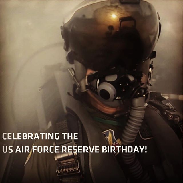 🎂Happy Birthday Air Force Reserve!🛸 . . . 🎧Listen to the #YearOfTheVet 🇺🇸podcast🎙wherever you listen to #podcast! Or click the link in my bio @YearOfTheVet to listen to it on the website!🦅👌🏽 . . . . #CaliforniaDAV #DAVStrong #Disabled #American #Veterans #DisabledVeterans #Veteran #vets #Military #USMCVeteran #MarineCorpsVet #NavyVet #ArmyVet #AirForceVet #ArmyVeteran #NavyVeteran #AirforceVeteran #MarineCorpsVeteran #USMC #Marine #Army #Navy #Airforce #CoastGuard #NationalGuard