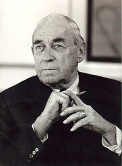 Scandinavian designer Alvar Aalto