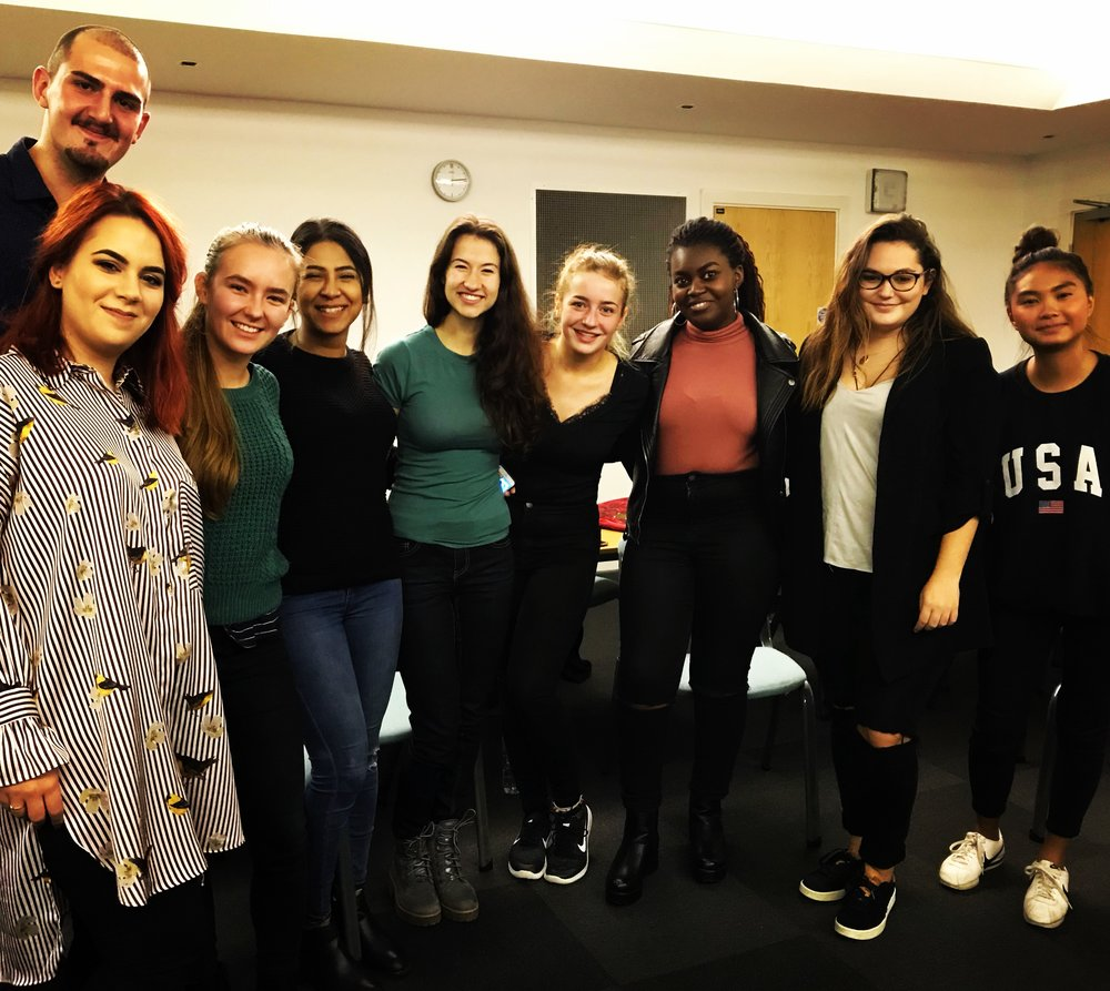 Class of '17: Lancaster Uni marketing undergrads ready to chat 'Bravery in Marketing'