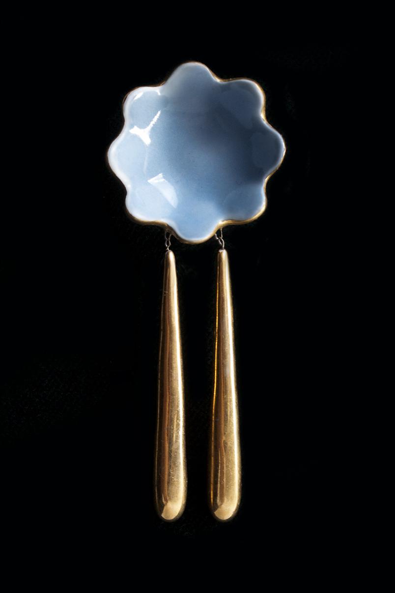 Blue Flower, 2015