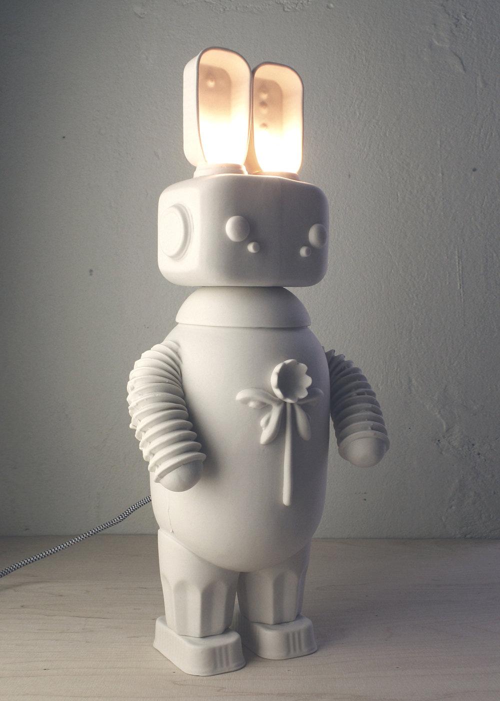 Enlightened Rabbit, 2016