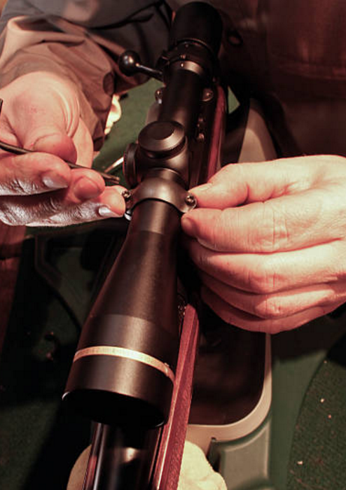 Gunsmiths with over 150 years experience -