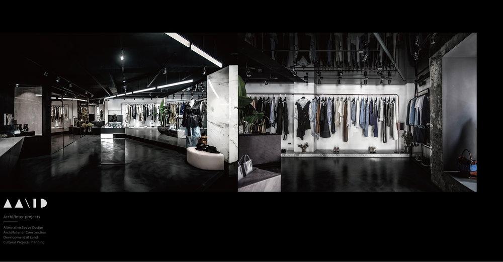 AAAID氛圍設計,選物店設計,室內設計,空間設計