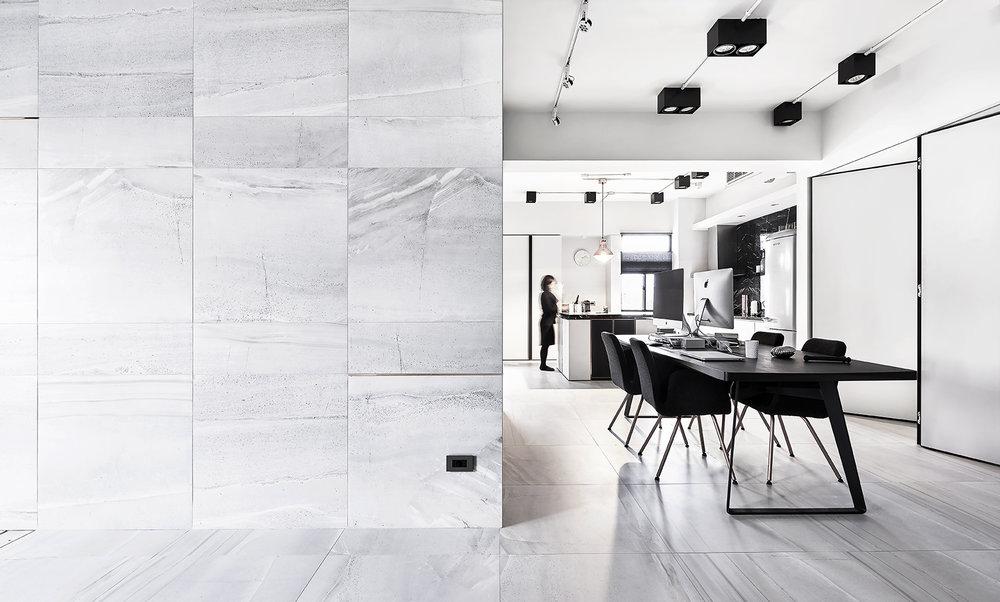 商業空間設計,室內設計,選物店辦公室
