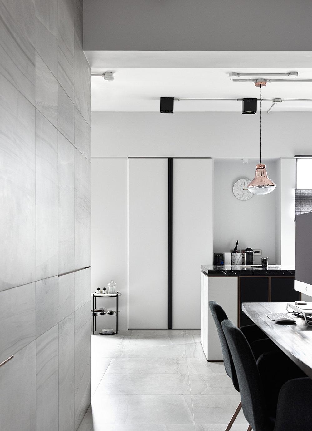 AAAID,商業空間設計,室內設計,選物店辦公室