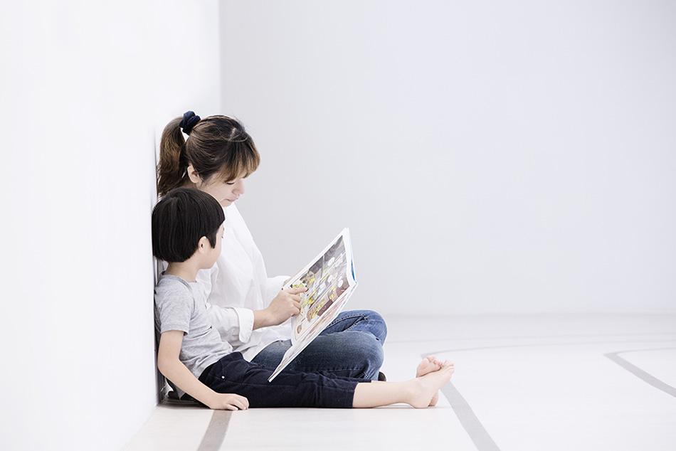 減法設計 - 孩子是空間的主體