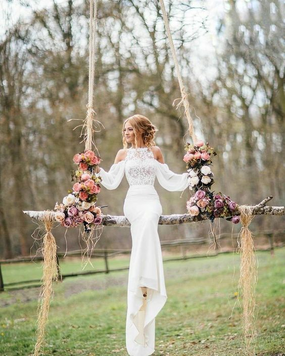 Increasing trend popular bohemian style wedding dresses wedding increasing trend popular bohemian style wedding dresses wedding stylez junglespirit Image collections