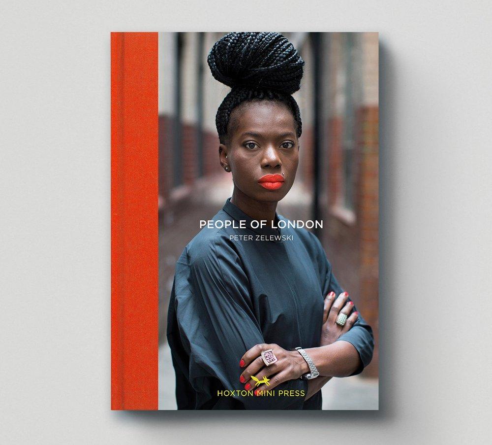 Horton Mini Press - People of London