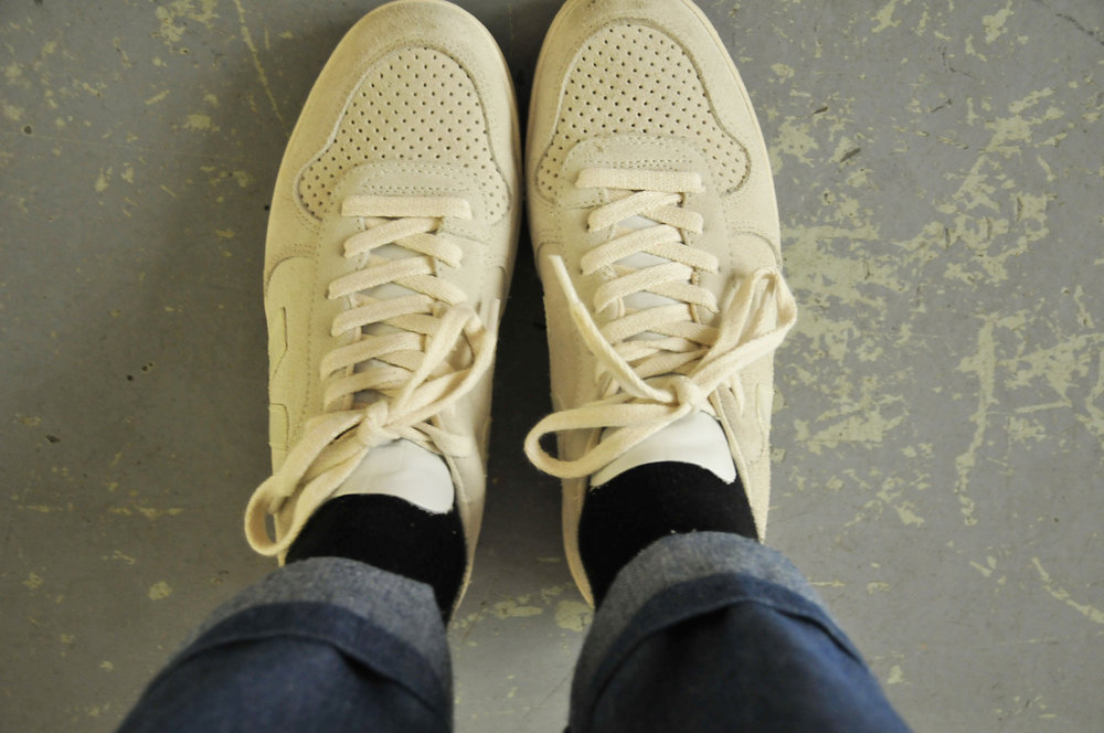 Veja Trainers from The Acey
