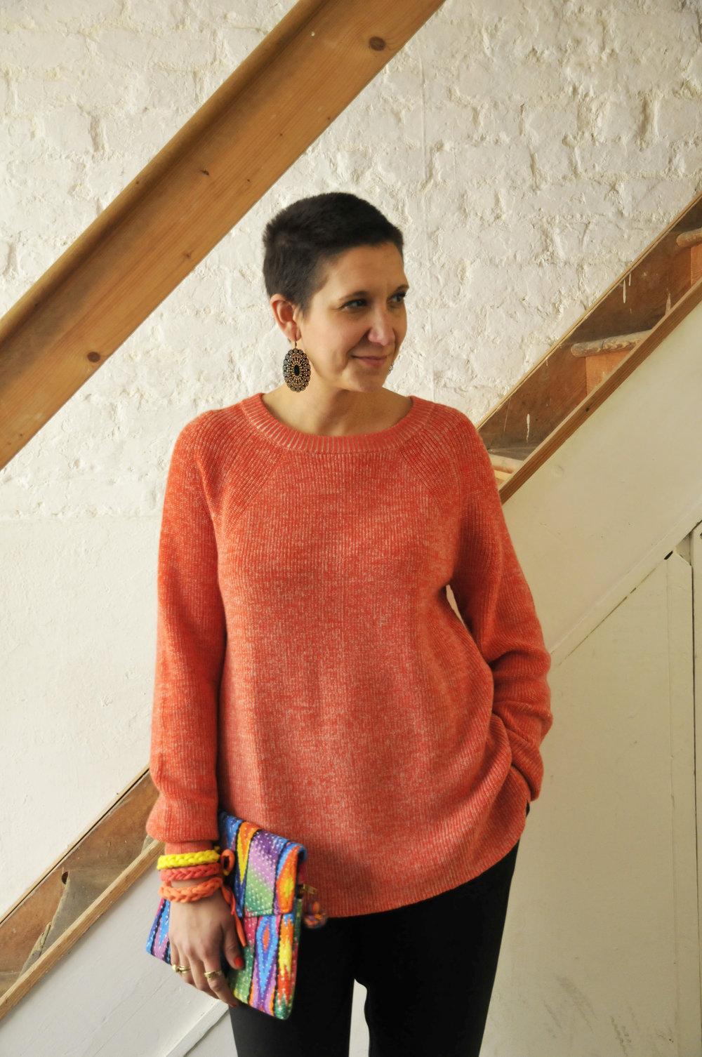 Knit Planet Jumper  Maske Trousers  Golly gumdrop Bracelets  Maya London Bag