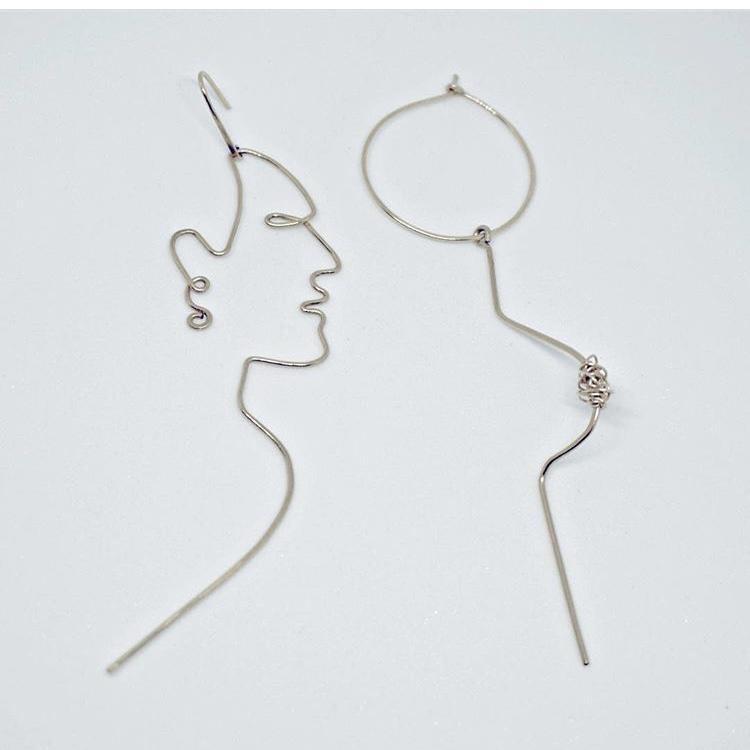 Anita Berisha Femme Earrings