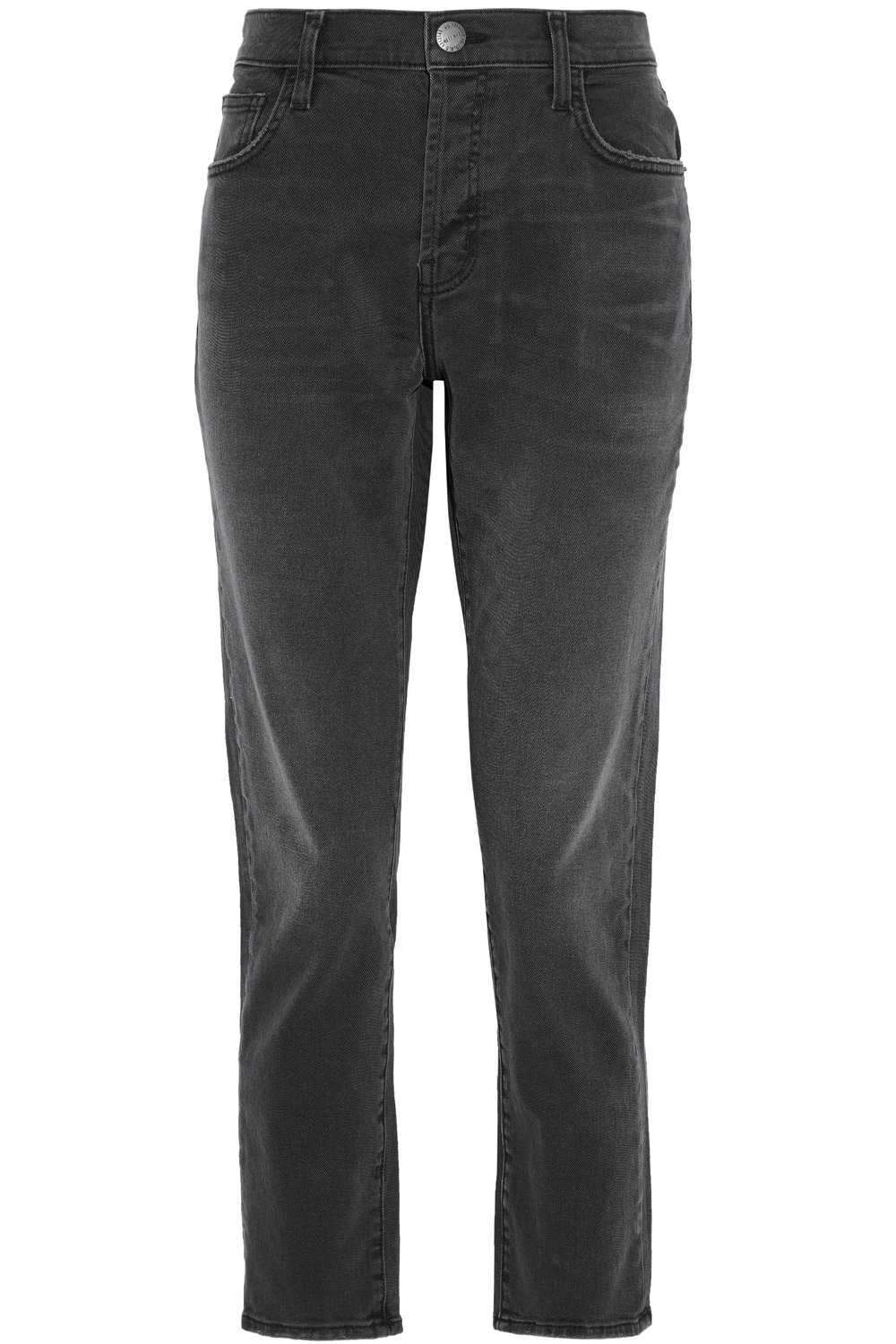 RE/DONE by Levi's Faded high-rise straight-leg