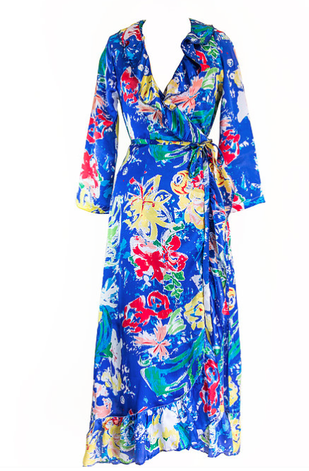 "Tropical ""Bea"" Dress"