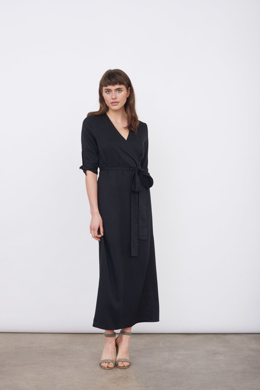 The Acey Wrap Dress