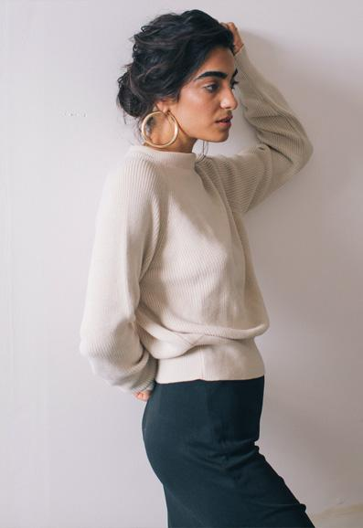 Cossac Knit Sweater