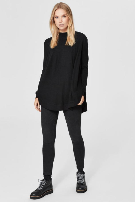 Selected Femme Recycle Wool Shirt