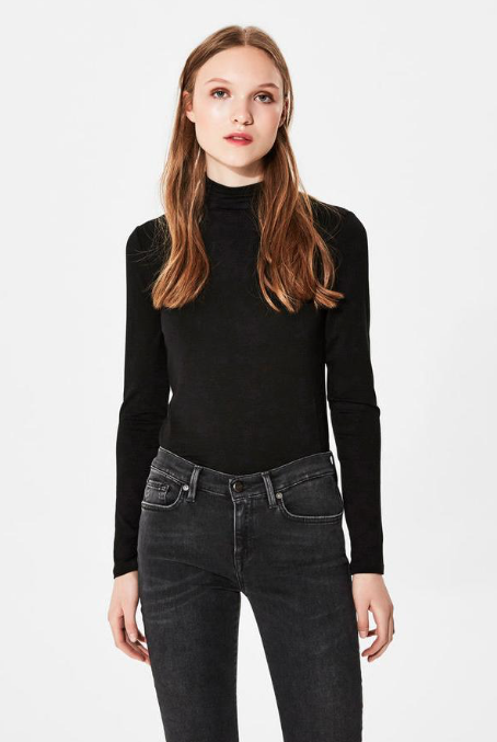 Selected Femme High Neck