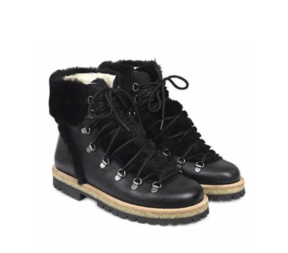 Angulus Black Boots