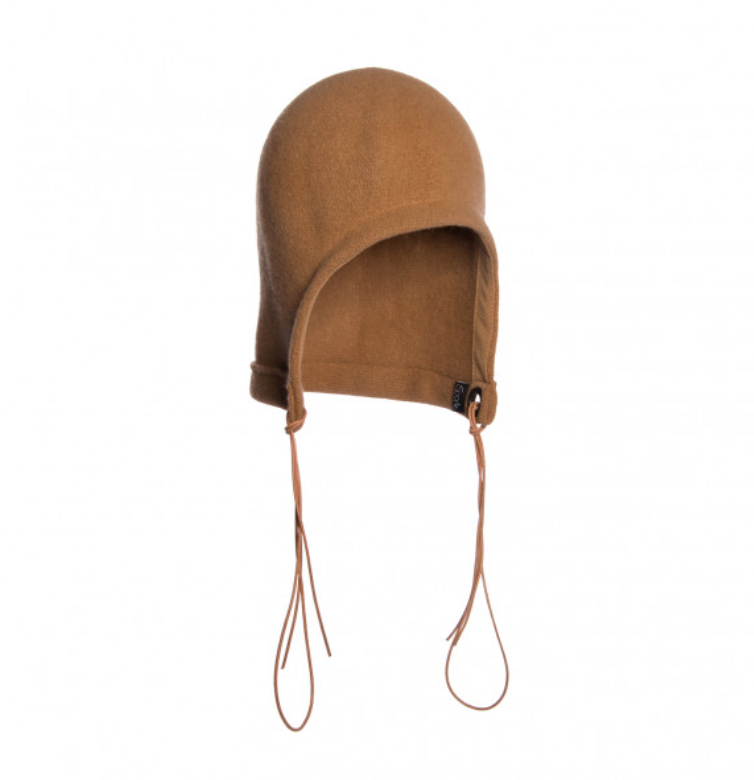 Spatz Designer Hood with Leather Straps